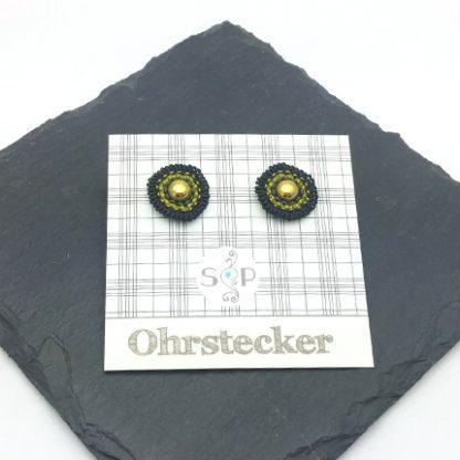 Mandala Ohrstecker Auric