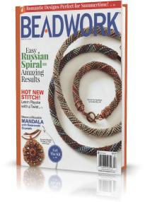 Beadwork JunJuly18 cover