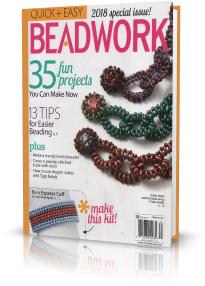 Beadwork quickeasy 18 Cover